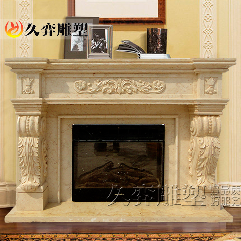 Euclidian sculpture carved stone carving marble fireplace stone fireplace mantel fireplace mantel fireplace tv backdrop