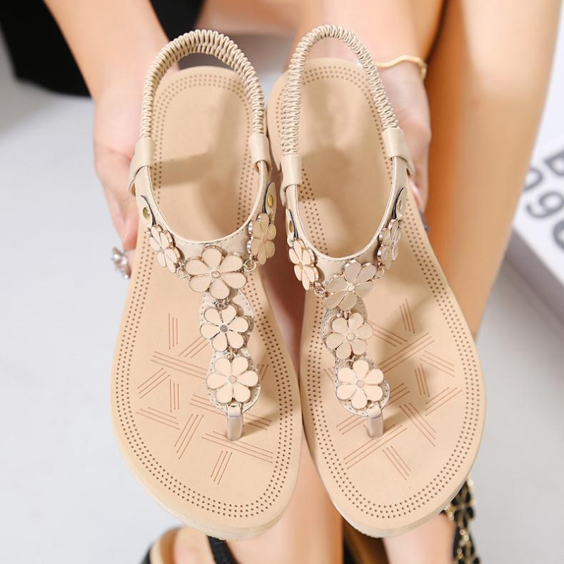 469a4f97d85cbc Get Quotations · Europe love to send 2016 new flip bohemian diamond slope  with sandals high heels sandals summer