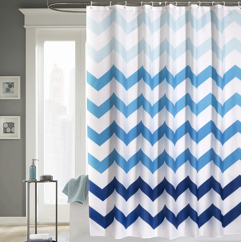 Europe when cleaning the bathroom shower curtain waterproof shower curtain mildew shower curtain polyester shower curtain bathroom shower curtain shower curtain thick diamond lattice shipping