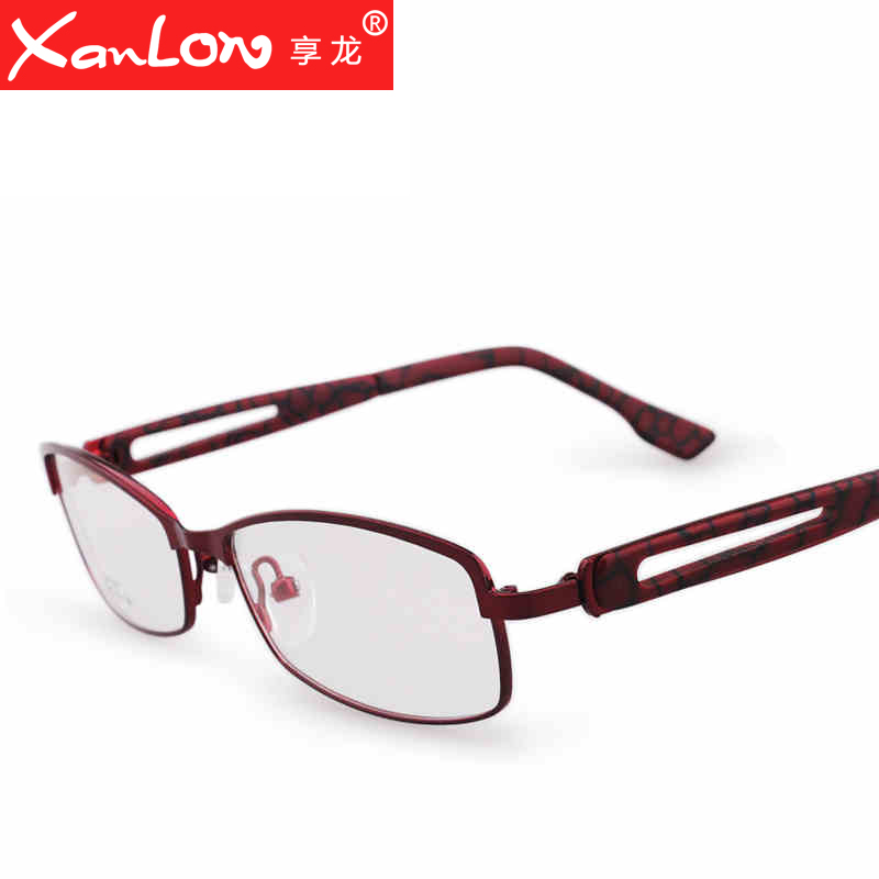 d30e199c2964 Get Quotations · Exclusive dragon leisure plate metal temples eyeglass  frames for men and women can be equipped with