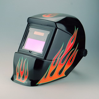 Exported to europe and high quality auto darkening welding helmet WH400127