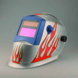 Exported to europe and high quality auto darkening welding helmet WH8511126