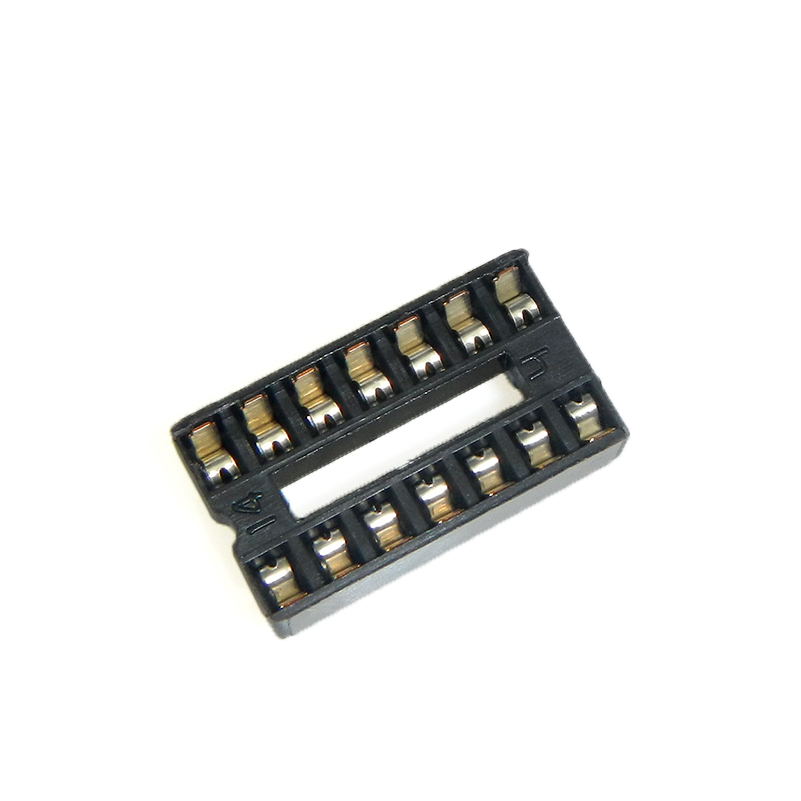 Fei bite 14 p ic chip mounting seat ic socket ic socket ic socket ic socket base