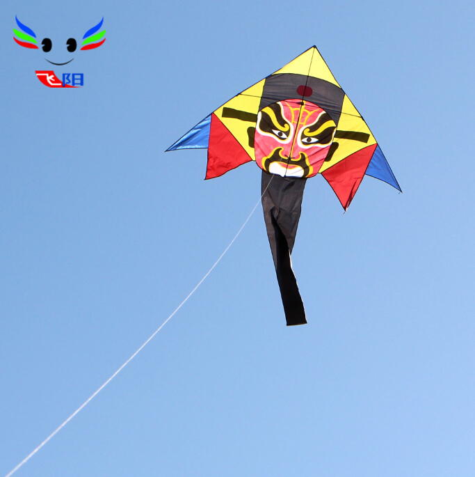 Fei yang weifang kite cartoon kite kite kite children kite kite facebook folk comedy