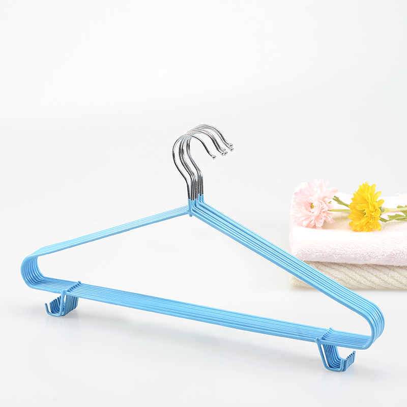 Fen excellent slip trouser rack clothes hanger child support adult children child baby clothes hanging racks plastic clothes rack