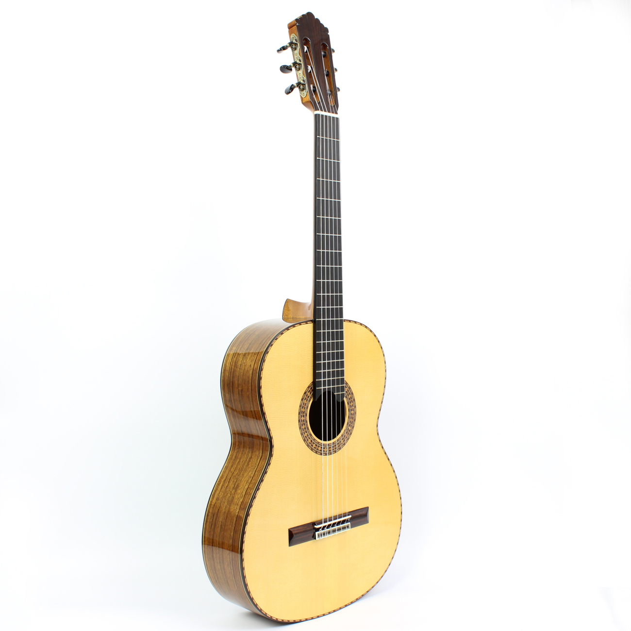 [Flagship store] santos song toos songtoos s065 bai-song all solid wood veneer of classical guitar
