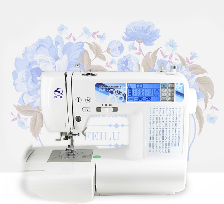 China Cheap Embroidery Machine China Cheap Embroidery Machine