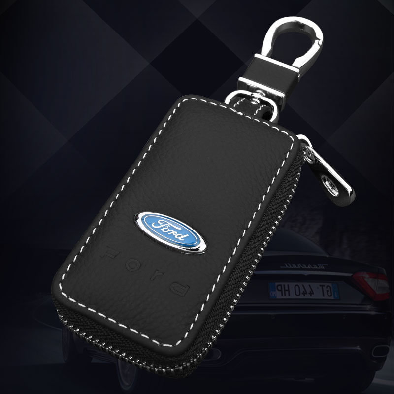 Ford fiesta focus mondeo fu rui si dedicated real leather wallets leather wallets sets of car models
