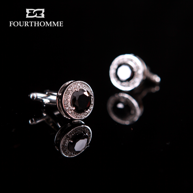 Fourthomme french shirt cufflinks for men cufflinks cufflinks men's business casual elegant hundred ride the tide groom wedding