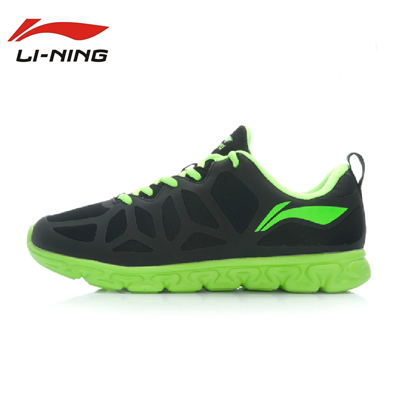 Free shipping 2016 new li ning li ning men's running shoes authentic men's running shoes sneakers damping arhj047