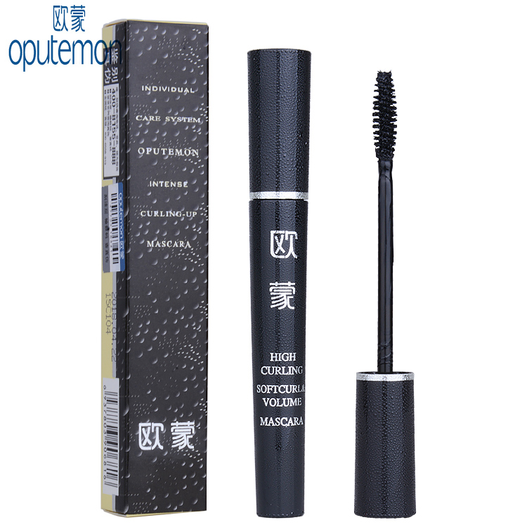 Free shipping aumont encryption waterproof mascara genuine eu/aumont lengthening mascara waterproof mascara thick curly
