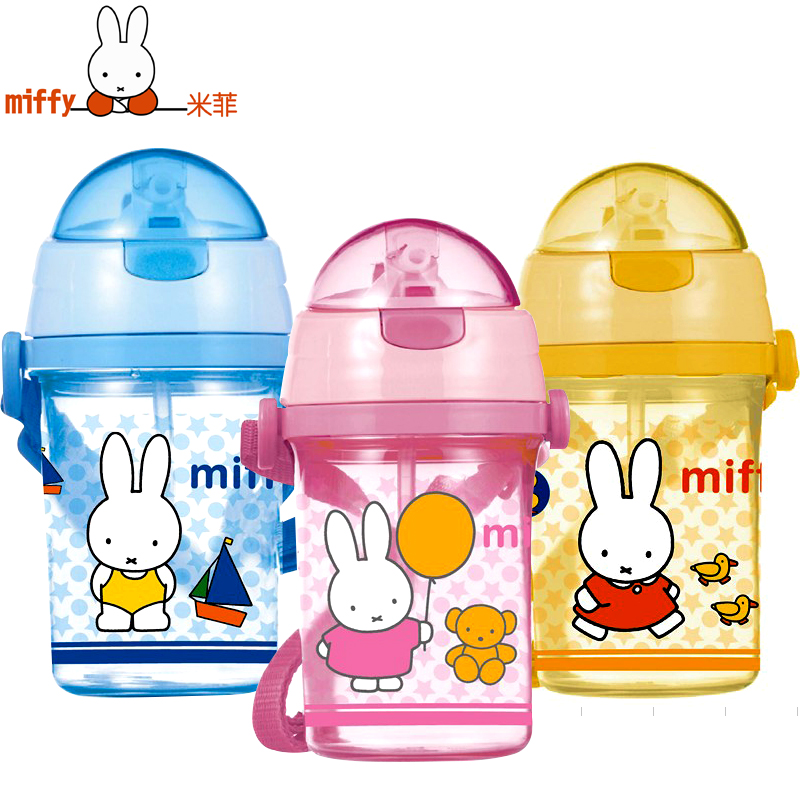Free shipping authentic disney mickey kettle kettle leak straw straw cup baby cups children cups miffy