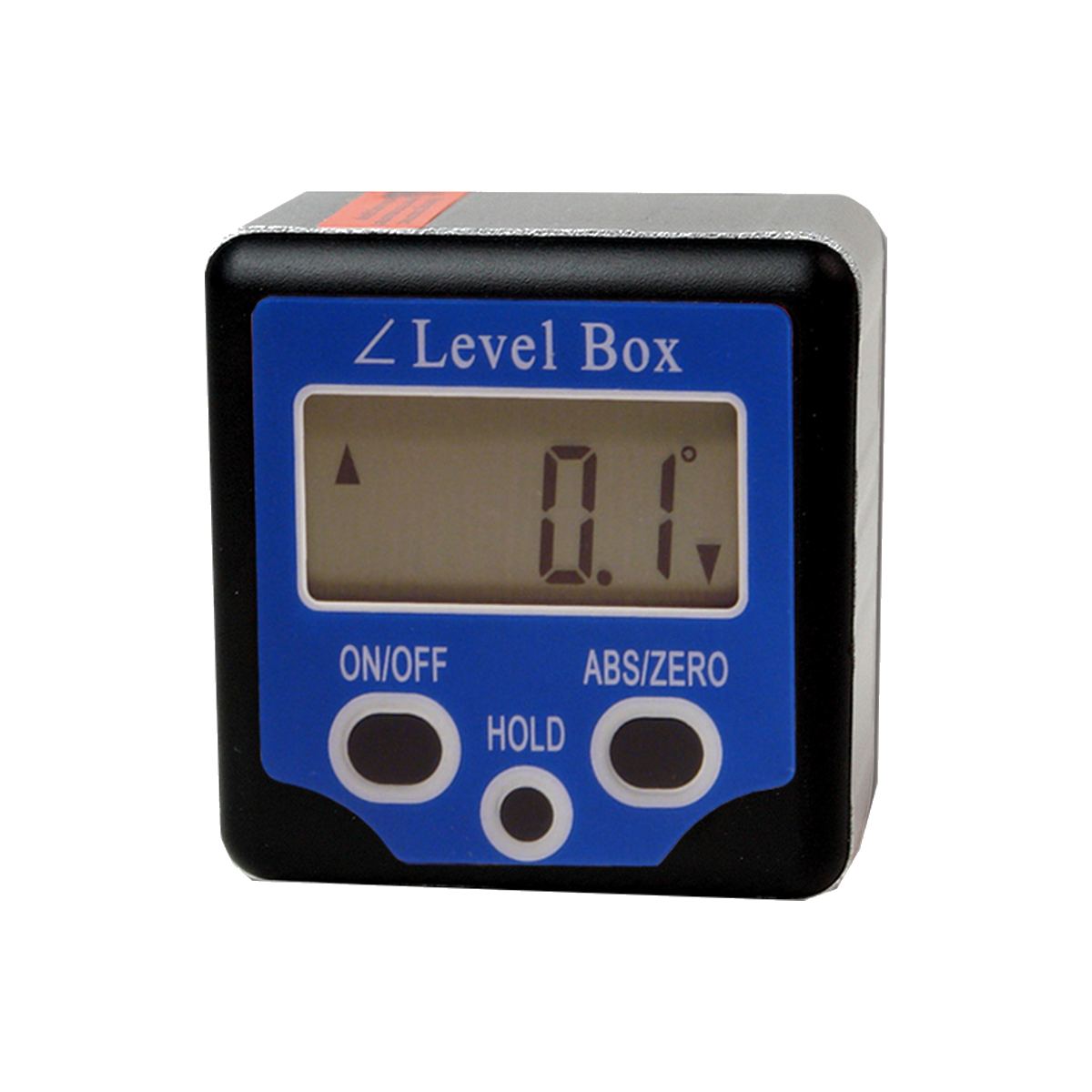 Free shipping electronic digital inclinometer inclination boxes BB-180S angle gauge/with magnetic inclination ruler gradienter