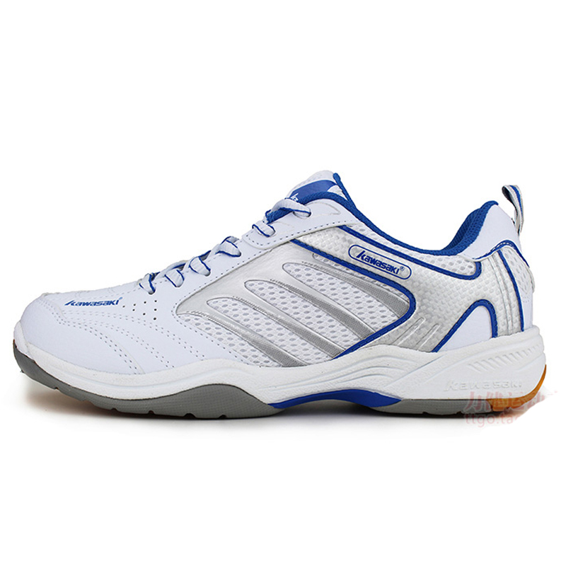 Free shipping kawasaki badminton shoes sneakers men's shoes summer breathable slip damping wearable