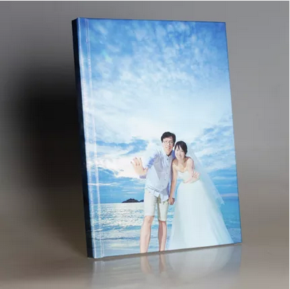 Free shipping korean high end hardcover photo book album album album album personalized custom photo album printing custom map