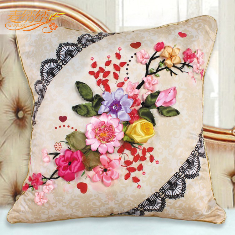 China Pillow Case Embroidery China Pillow Case Embroidery Shopping