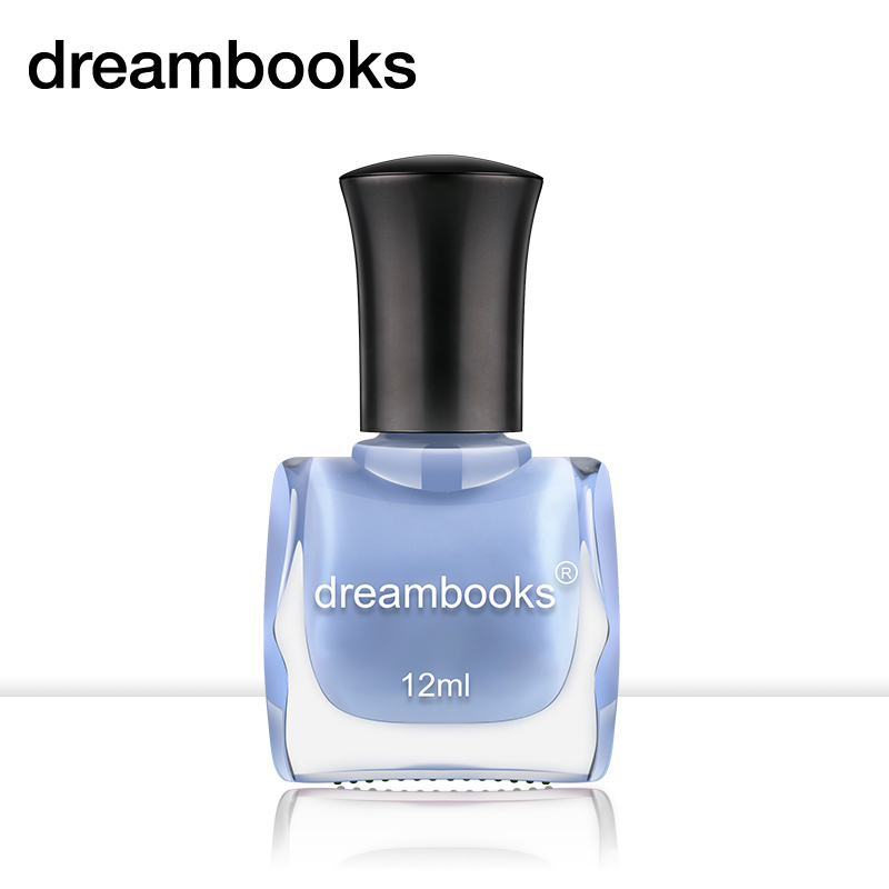 Fresh water blue nail polish dreambooks oily nontoxic summer was white nail polish 12 ml