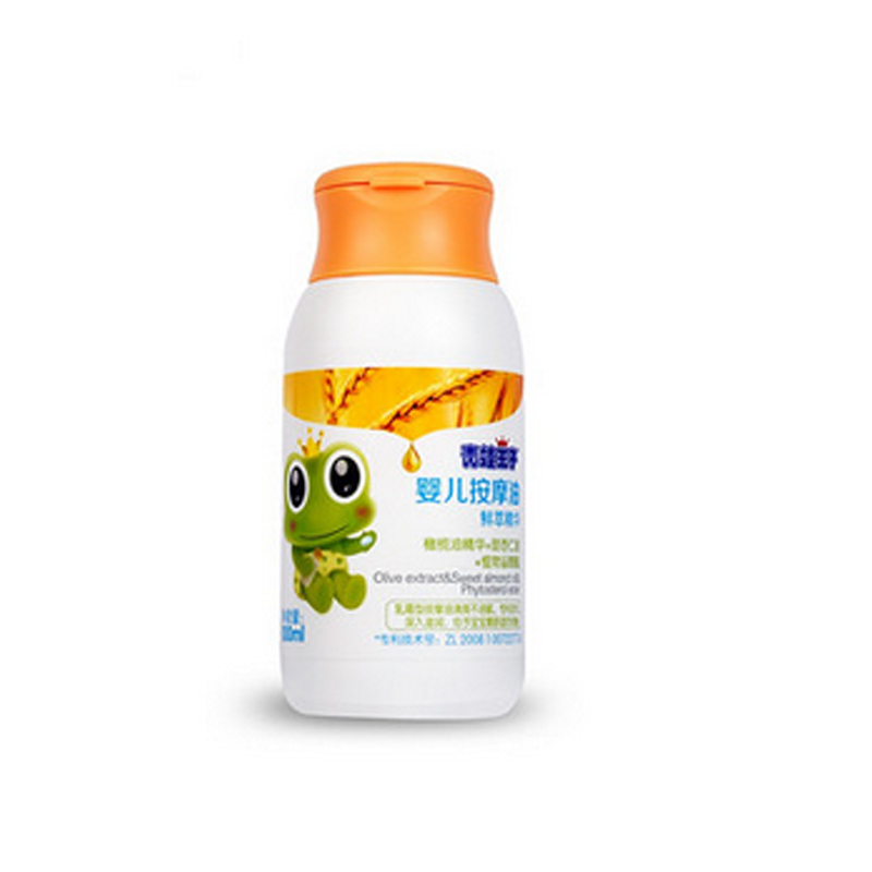 Frog prince baby massage oil 100 ml bb newborn baby child emollient oil massage oil massage oil massage oil