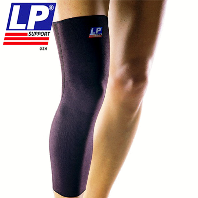 [Full stand by] lp667 basketball badminton football knee long section of outdoor sports protective gear to keep warm