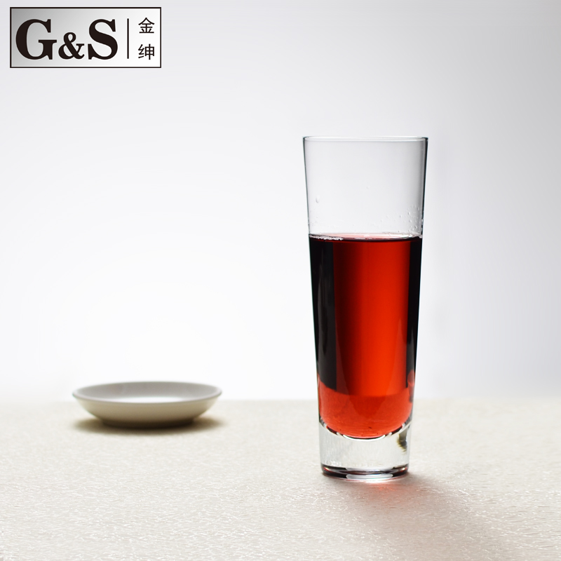 G & s golden chance household transparent glass cup beverage cup beer milkshake cup milk cup juice cup cups
