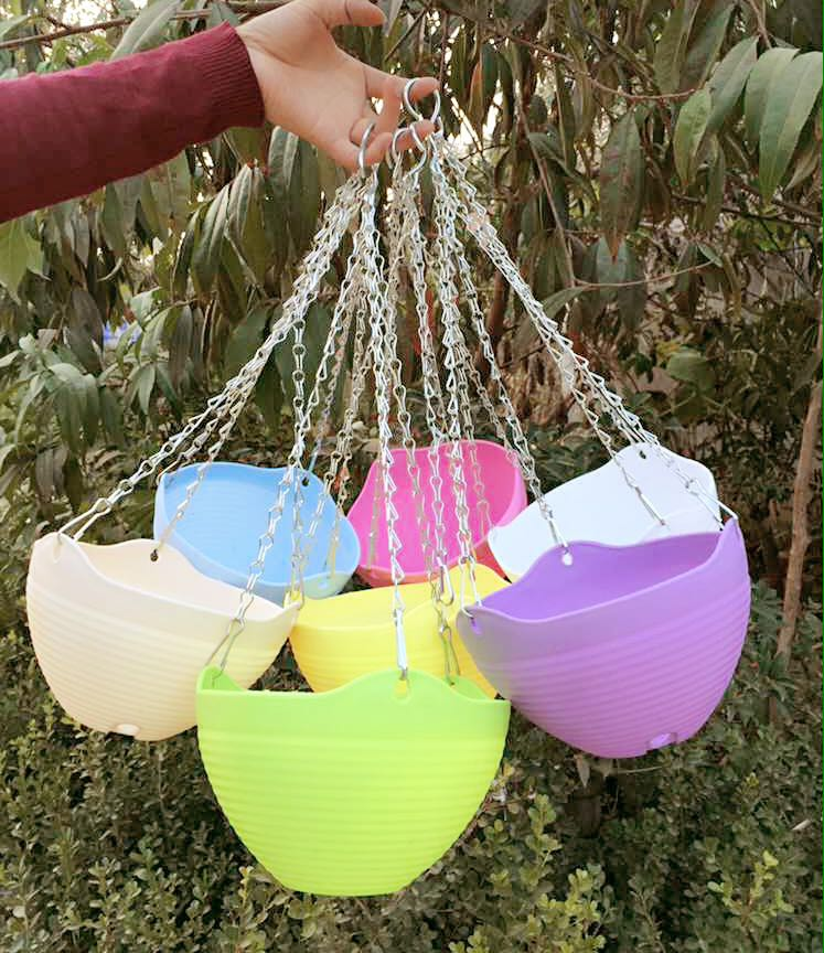Gardening pots pots thickened resin plastic hanging pots diaopen spider hanging pots pots pots basket shipping