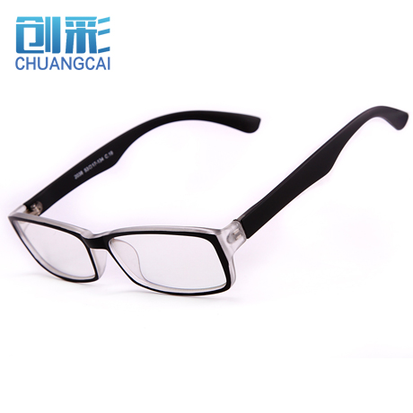 Genuine anti fatigue computer radiation glasses mirror computer access for male and female plain mirror goggles to protect the eyes