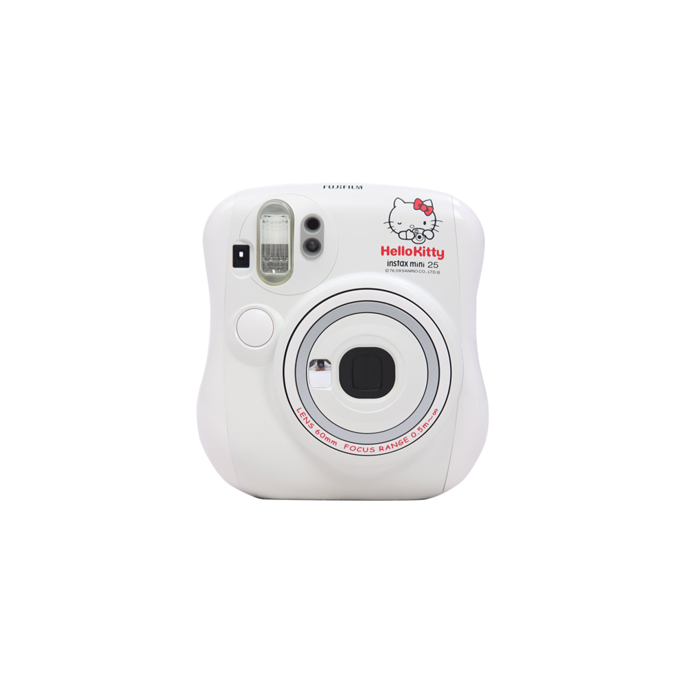 Genuine fuji polaroid hello kitty camera mini25 an imaging camera