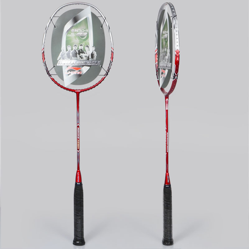 Genuine lining li ning team dedicated full carbon badminton racket gif-n30 second generation 2 generation 30 pound shipping