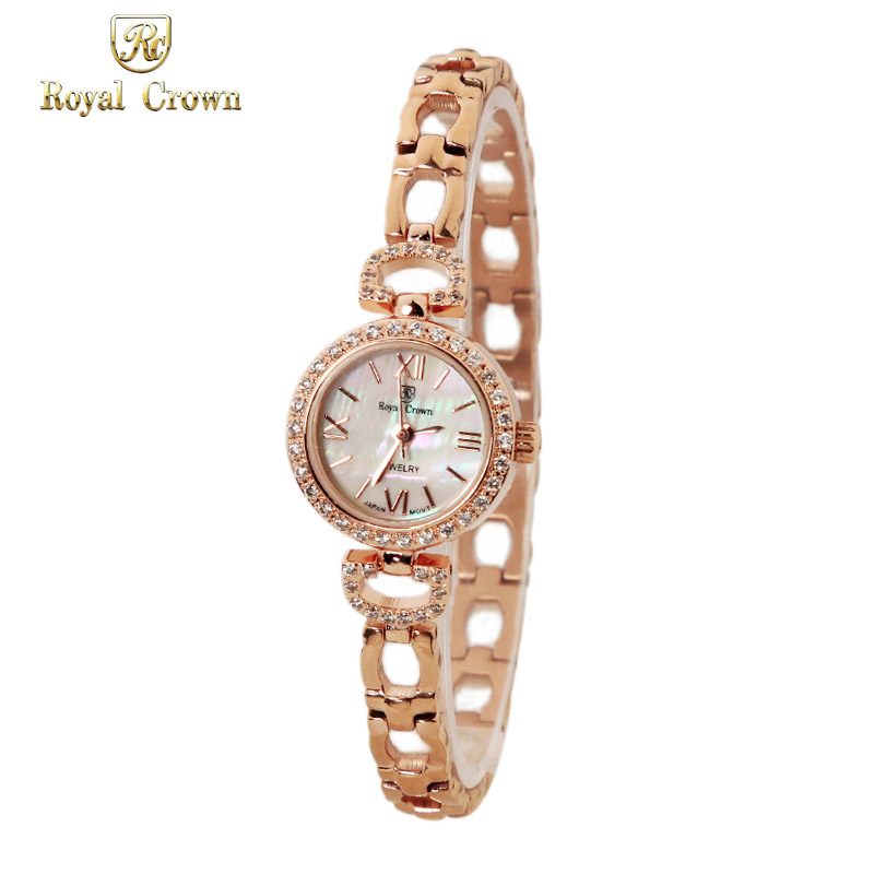 Genuine luoyakelang bracelet exquisite fashion ladies watches waterproof diamond fashion watch student table gift table