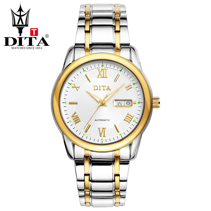 Genuine new dita dita watch for men automatic mechanical watch hollow watch fashion business waterproof male table