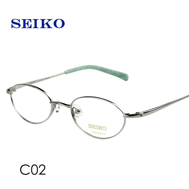 8981025a51c Buy Genuine seiko seiko titanium glasses frame business men ultralight full  frame myopia frame glasses frame h02027 in Cheap Price on Alibaba.com