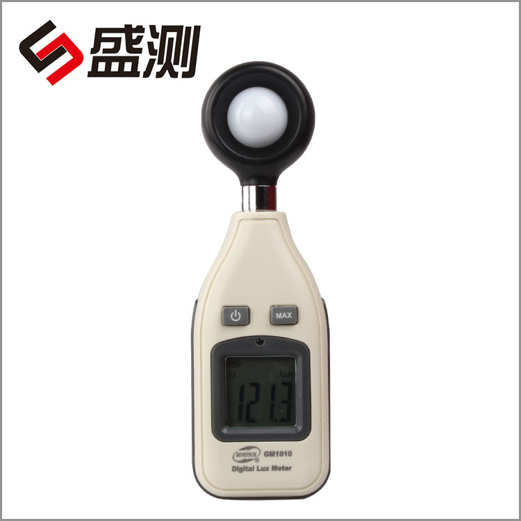 Genuine wise instrument illuminometer gm1010 number one handheld mini small digital light meter