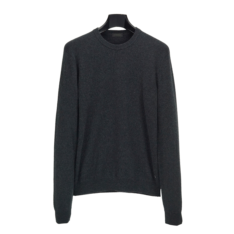 Genuine z zegna ermenegildo zegna 2016 autumn and winter men's fashion simple casual knit sweater ZZ110-VLH10