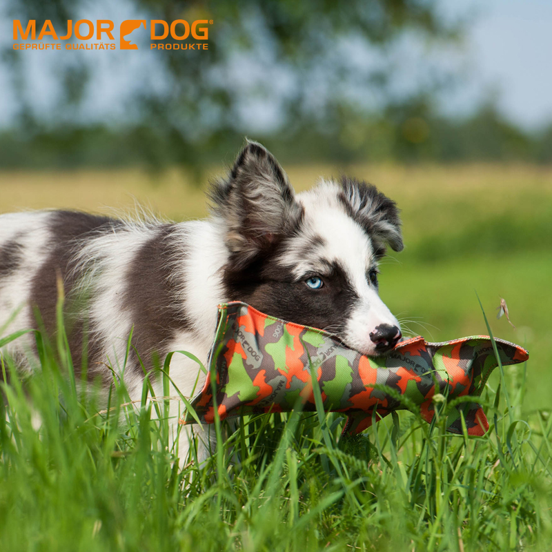 German major colorful canvas dog toys pet toys dog toys dog training toy puppy