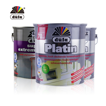 Germany are aromatic diamond packs suit fang fang paint latex paint wall paint are aromatic paint interior wall paint 5l * 3