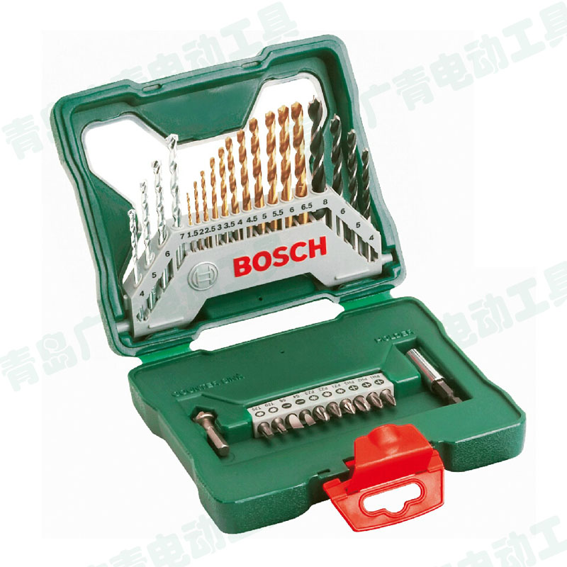 Germany bosch bosch impact drill multifunction electric screwdriver drill twist drill metal wood 30 3æ¯suit