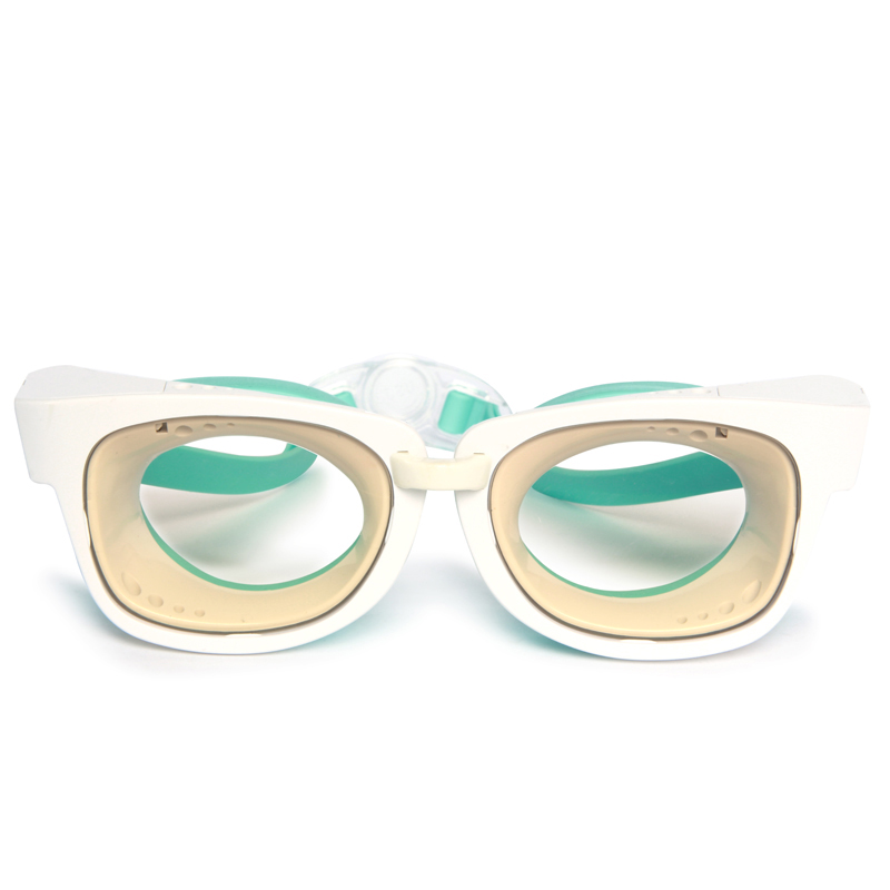 Gifted as good visual blue eye instrument myopia prevention dry eyes black eye massager eye protection device rings rh