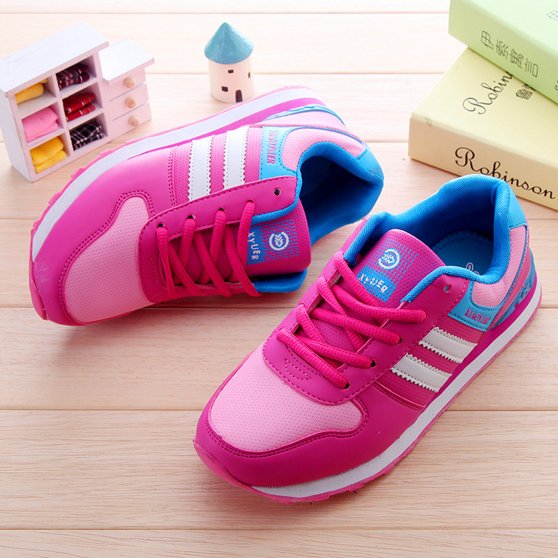 Girls casual summer mesh sneakers for children aged 11-12-13-14-15-16 36-37-38-39码