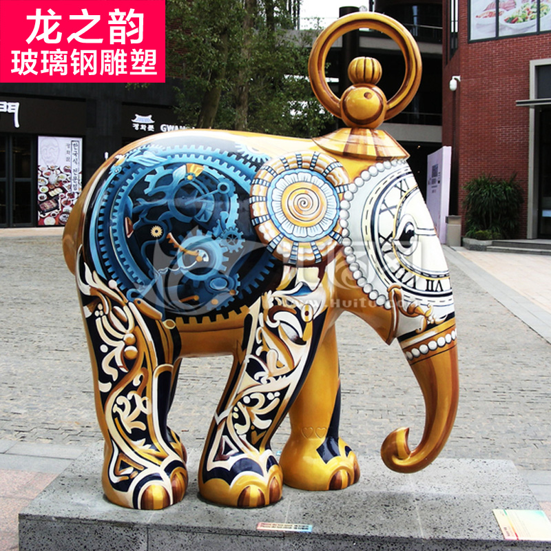 Glass and steel sculpture fiberglass sculpture fiberglass sculpture elephant custom fiberglass sculpture plaza
