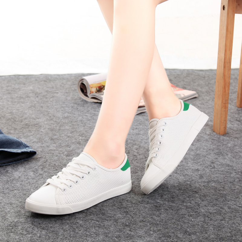Global 2016 summer new students to help low canvas shoes breathable shoes white shoes with flat shoes leisure shoes single