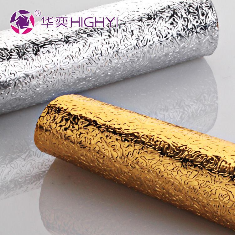 Gold silver aluminum foil thick aluminum foil stickers waterproof cabinets sink oilproof adhesive pad to shoot 3 to send 1 5 Send 2