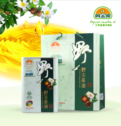Golden fruit of wild tea 2l 2l physical squeezing tea seed oil is squeezed since virgin virgin soil tea oil cooking oil