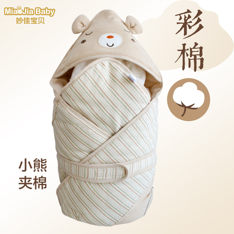 Good wonderful baby baby cotton baby swaddle baojin baby blankets baby was newborn hold spring and autumn peridium