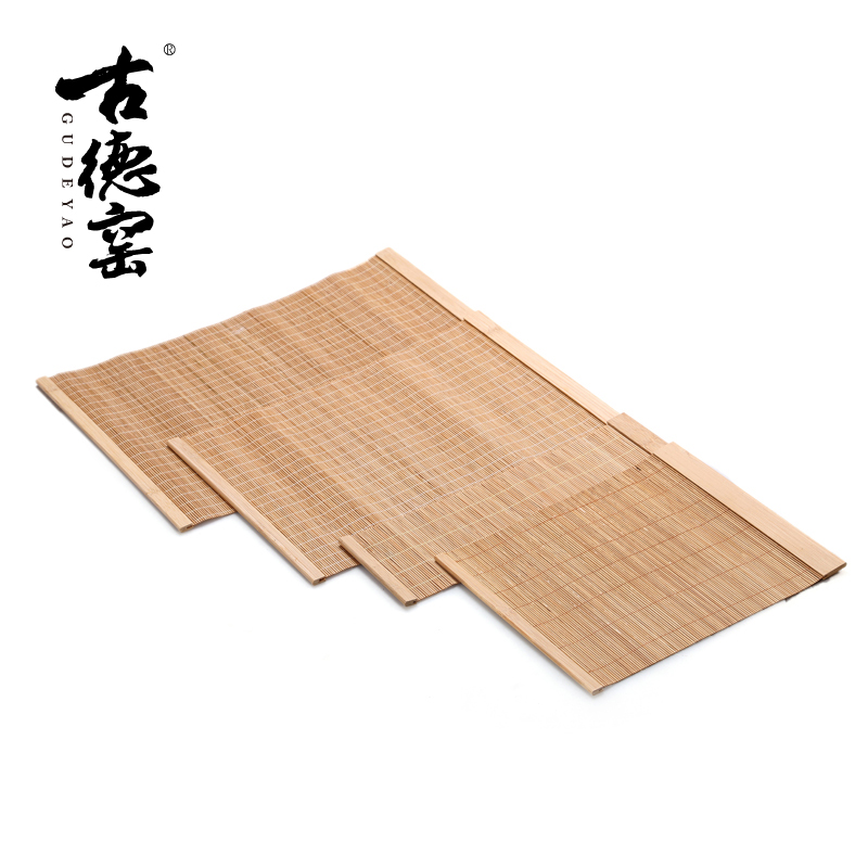 Get Quotations Goode Kiln Bamboo Mats Mat Tea Ceremony Gong Fu Accessories Tray