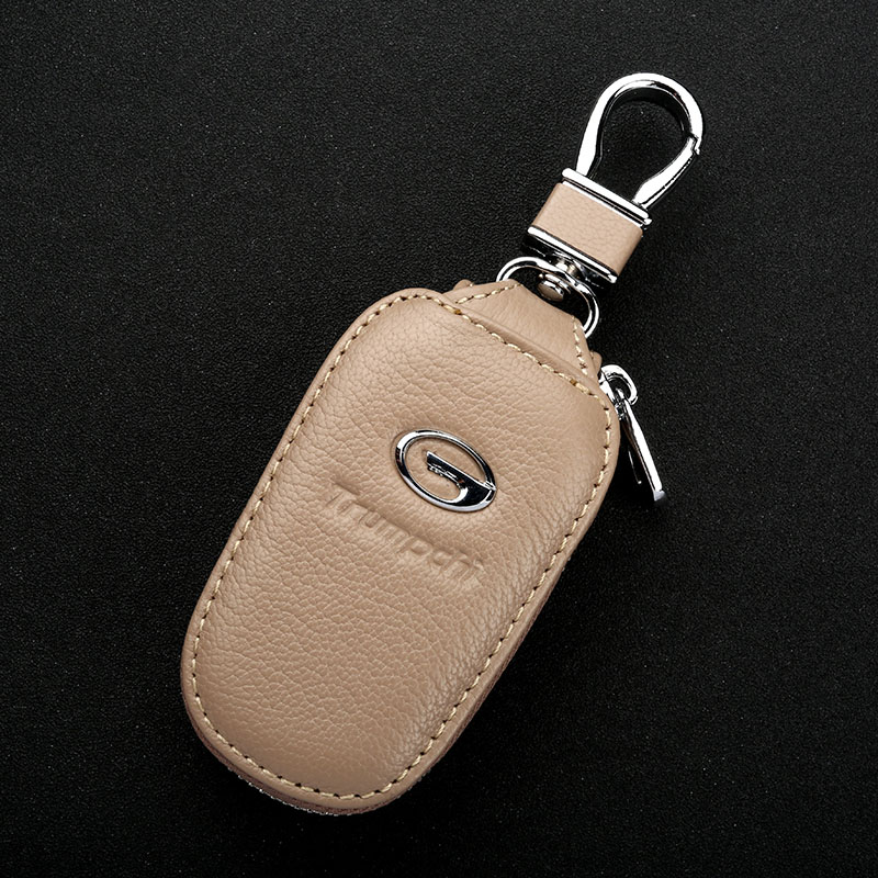 Gs-4 dedicated wallets guangzhou automobile chi chuan chi chuan ga6 gs5 ga5 ga3 ga8 leather car key cases key sets