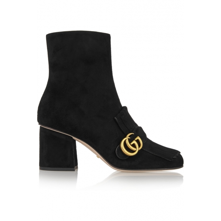 Gucci/gucci/gucci boots women ankle boots Q01773964 black