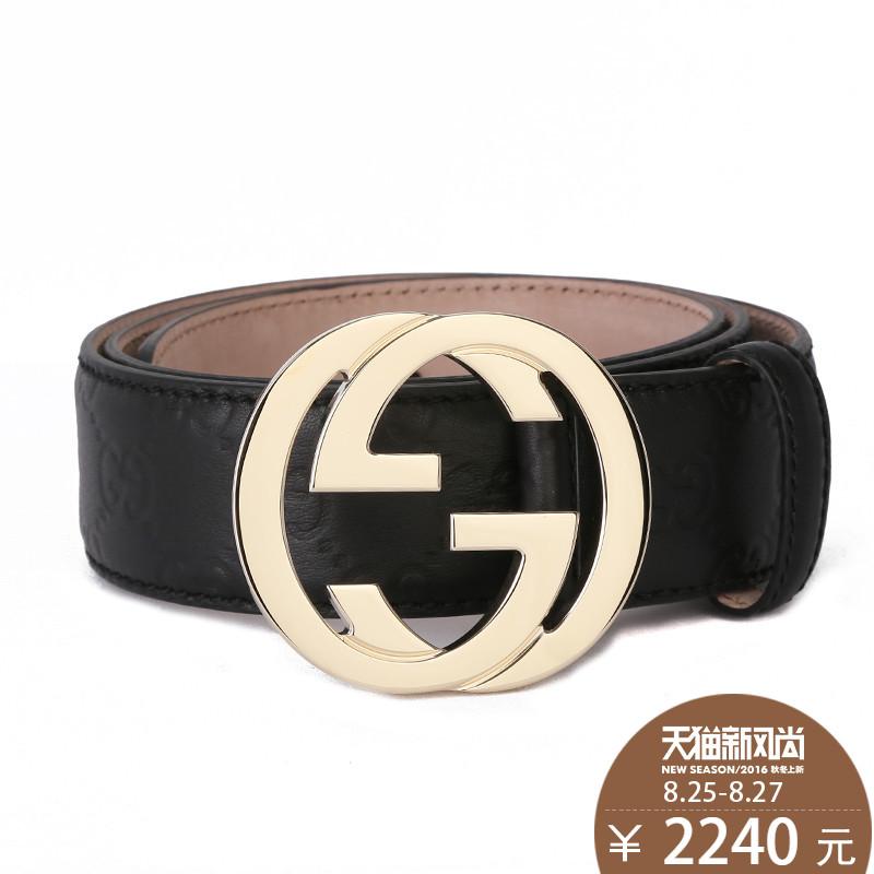 65fcb1a53 Buy Gucci/gucci/gucci/gucci gold head genuine leather belt leather belt  leather double g alloy lap in Cheap Price on Alibaba.com