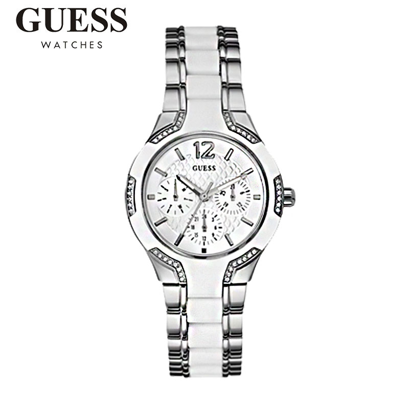 Guess/giles watches diamond ladies watch ladies watches fashion series of female models tide W0556L1