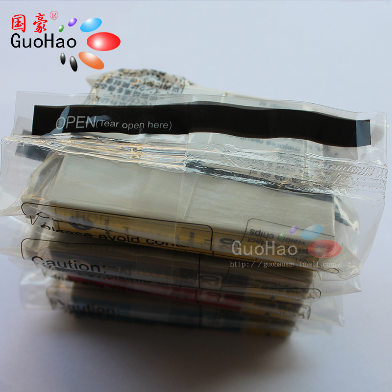 Guohao applicable 1390 t60 t0851n 85n ink cartridges compatible with epson r330 ink cartridges t0851 cartridges