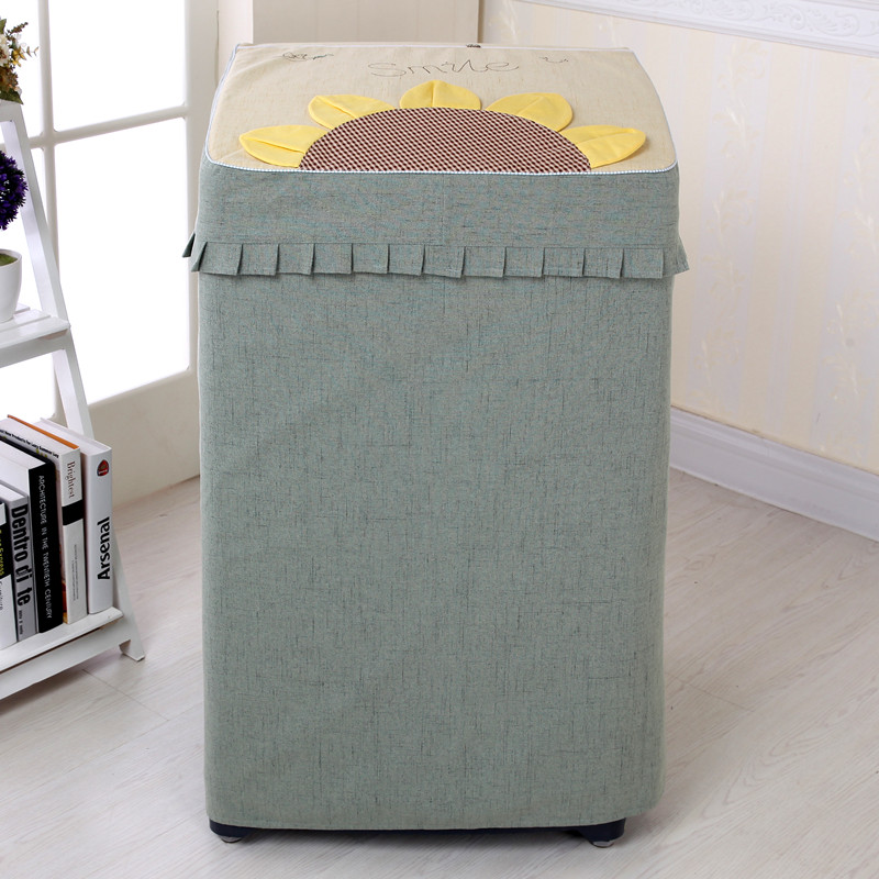 Haier america's little swan siemens matsushita automatic washing machine cover cloth arts sunscreen thick dust cover